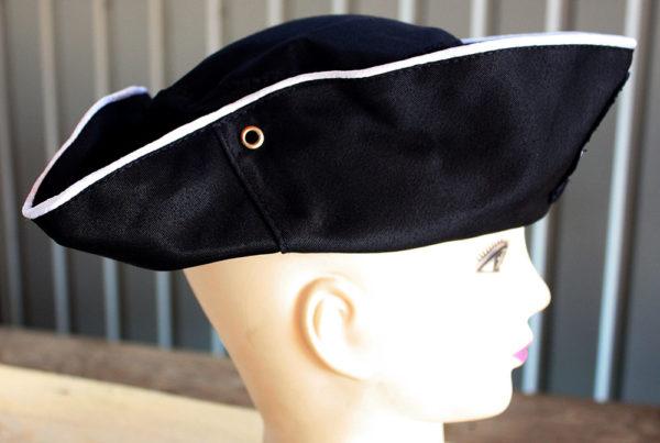 Пиратская треуголка шляпа шапка