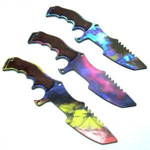 """Игрушка """"Нож охотничий"""" из дерева CS Go"""