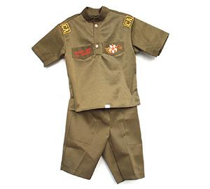 Детская военная одежда, костюмы